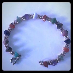 Gemstone bracelet!